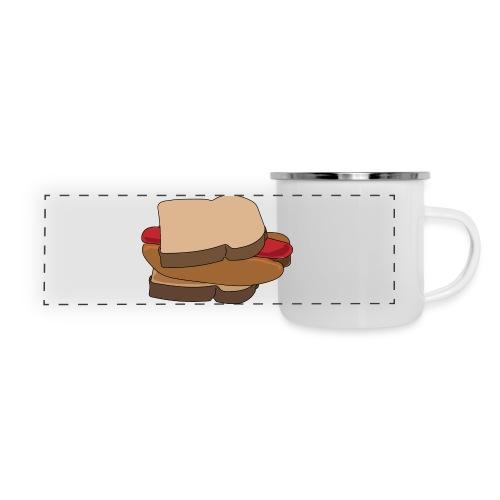 Hot Dog Sandwich - Panoramic Camper Mug