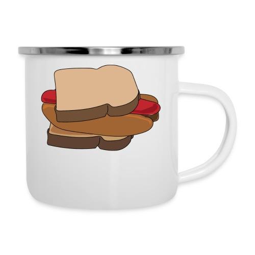 Hot Dog Sandwich - Camper Mug