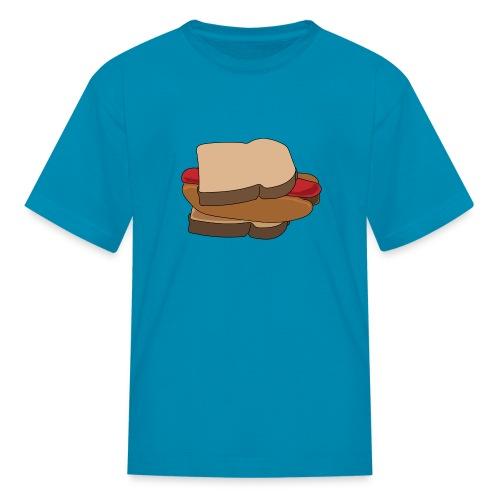 Hot Dog Sandwich - Kids' T-Shirt