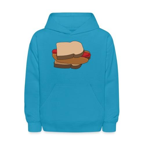 Hot Dog Sandwich - Kids' Hoodie