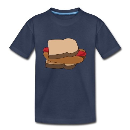 Hot Dog Sandwich - Kids' Premium T-Shirt