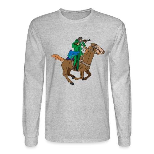 Robert - Men's Long Sleeve T-Shirt