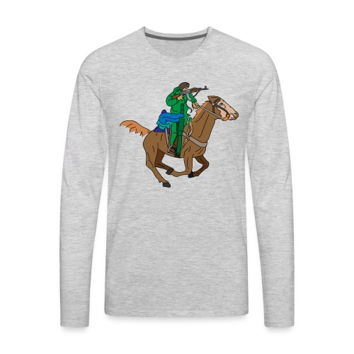 Robert - Men's Premium Long Sleeve T-Shirt