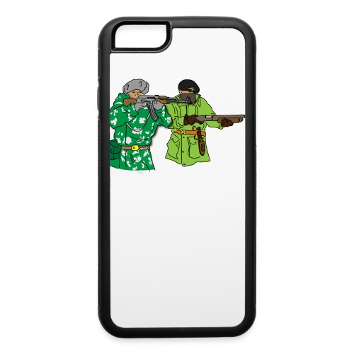 Hidy Hole - iPhone 6/6s Rubber Case