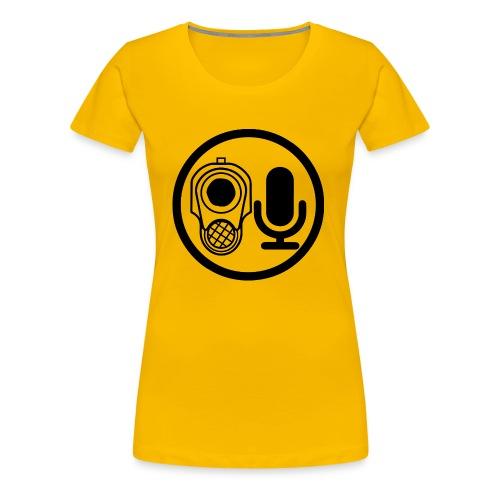 Daily Gun Show - Women's Premium T-Shirt
