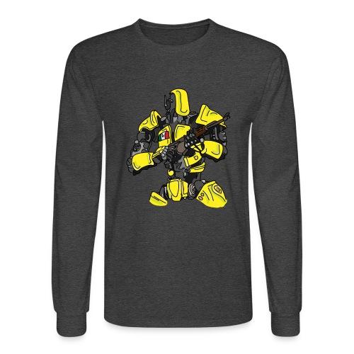 Assassin Android - Men's Long Sleeve T-Shirt
