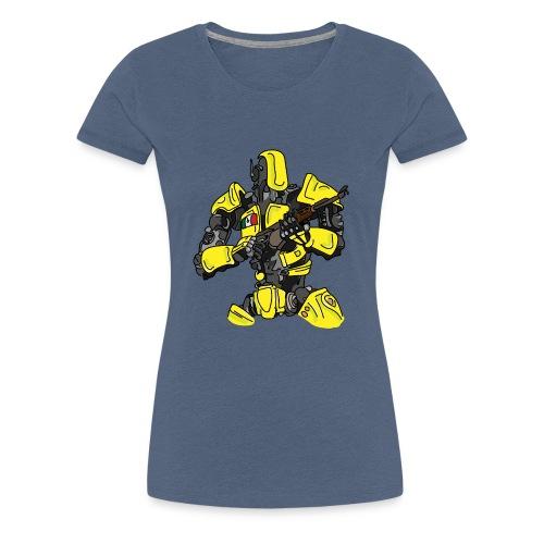 Assassin Android - Women's Premium T-Shirt