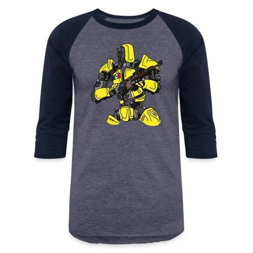 Assassin Android - Baseball T-Shirt