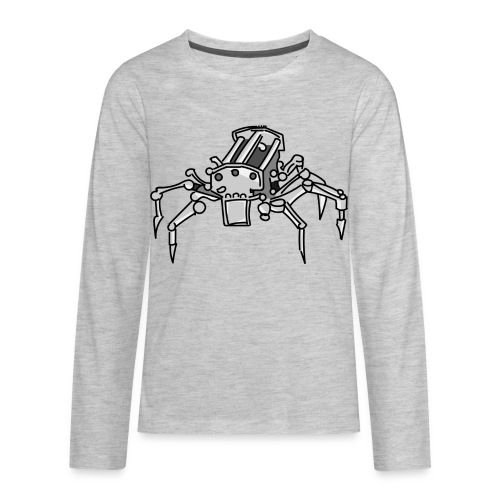 Assassin Spider - Kids' Premium Long Sleeve T-Shirt