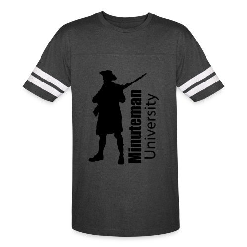 Minuteman University - Vintage Sport T-Shirt