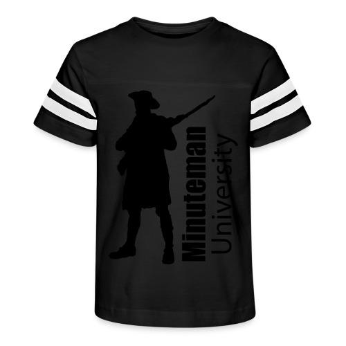 Minuteman University - Kid's Vintage Sport T-Shirt
