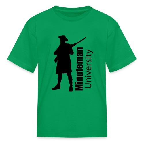 Minuteman University - Kids' T-Shirt