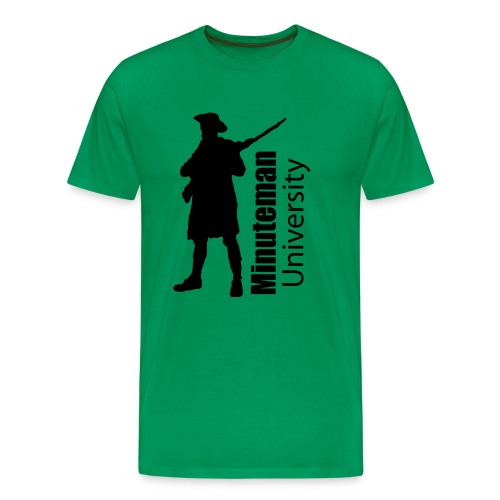 Minuteman University - Men's Premium T-Shirt