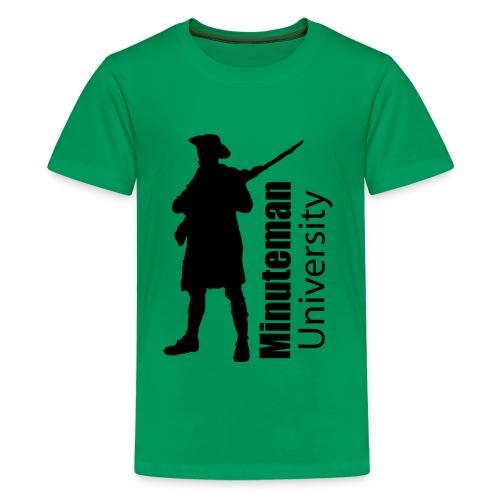 Minuteman University - Kids' Premium T-Shirt