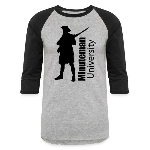 Minuteman University - Baseball T-Shirt