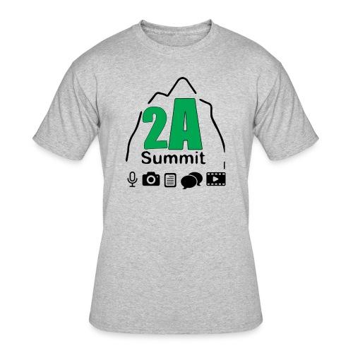 2A Summit - Men's 50/50 T-Shirt