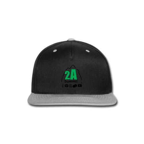 2A Summit - Snap-back Baseball Cap