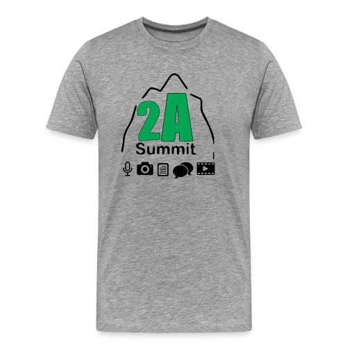 2A Summit - Men's Premium T-Shirt