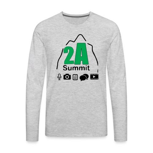 2A Summit - Men's Premium Long Sleeve T-Shirt