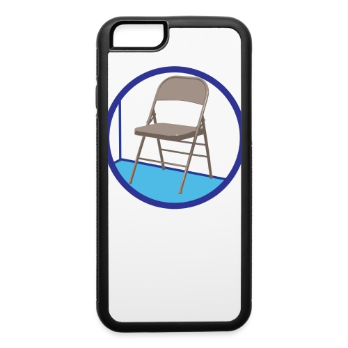 the Chair is Against the Wall - iPhone 6/6s Rubber Case