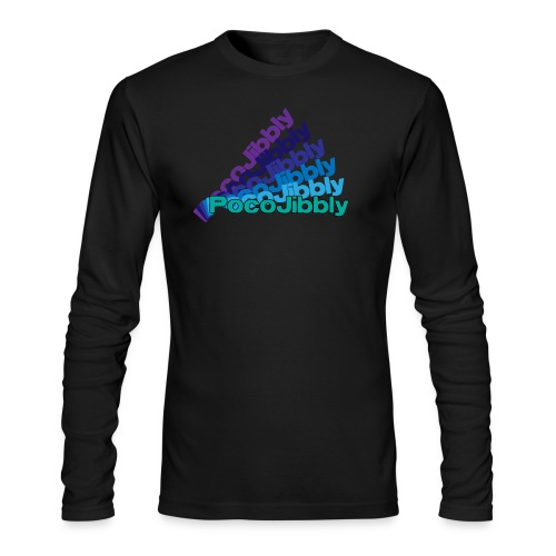 Poco Jibbly - D2 - Men's Long Sleeve T-Shirt by Next Level
