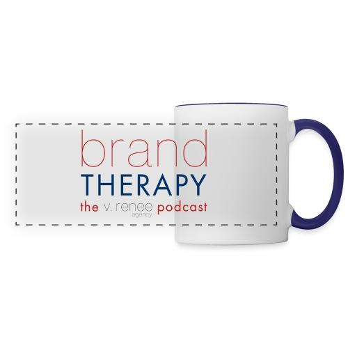 brand therapy mens hoodie - Panoramic Mug