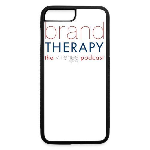 brand therapy mens hoodie - iPhone 7 Plus/8 Plus Rubber Case
