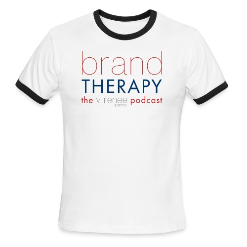 brand therapy mens hoodie - Men's Ringer T-Shirt