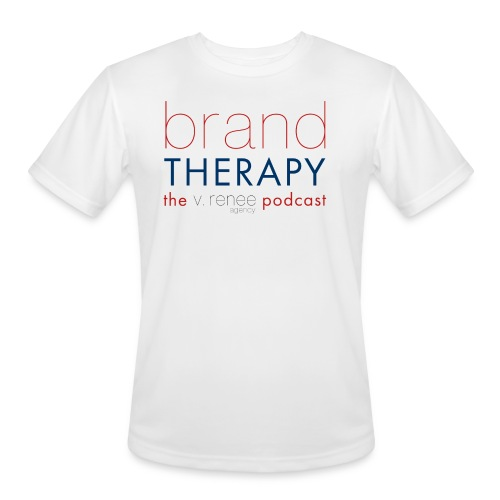 brand therapy mens hoodie - Men's Moisture Wicking Performance T-Shirt