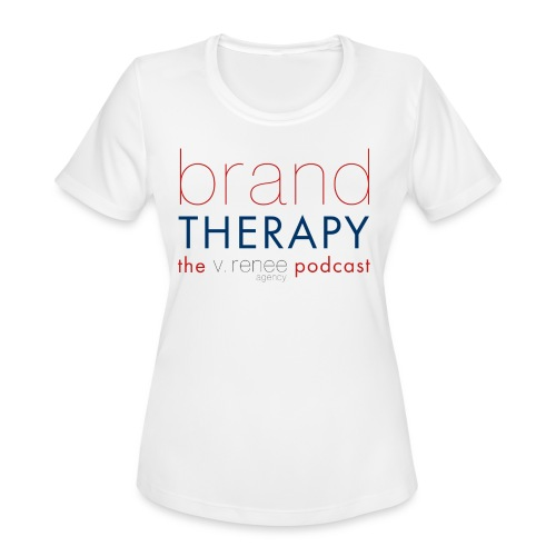 brand therapy mens hoodie - Women's Moisture Wicking Performance T-Shirt