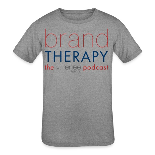 brand therapy mens hoodie - Kids' Tri-Blend T-Shirt