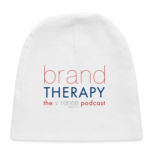 brand therapy mens hoodie - Baby Cap