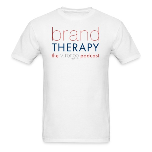 brand therapy mens hoodie - Men's T-Shirt
