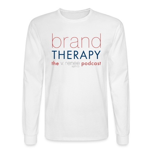 brand therapy mens hoodie - Men's Long Sleeve T-Shirt