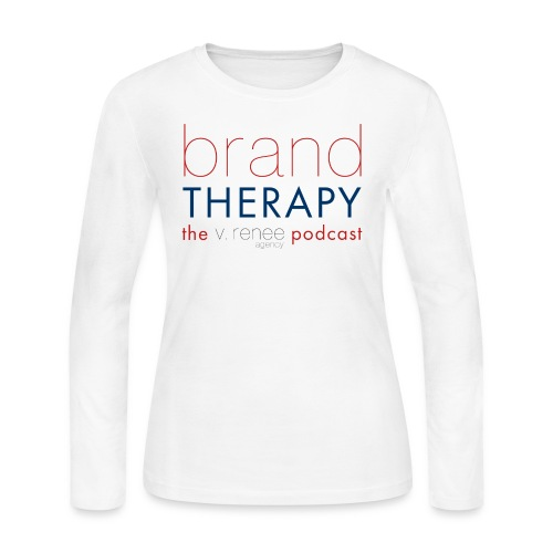 brand therapy mens hoodie - Women's Long Sleeve Jersey T-Shirt