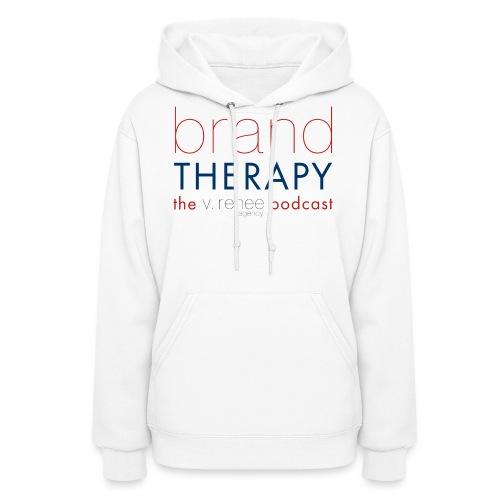 brand therapy mens hoodie - Women's Hoodie