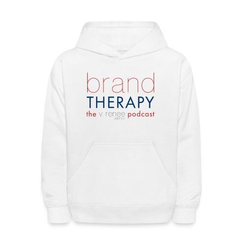 brand therapy mens hoodie - Kids' Hoodie