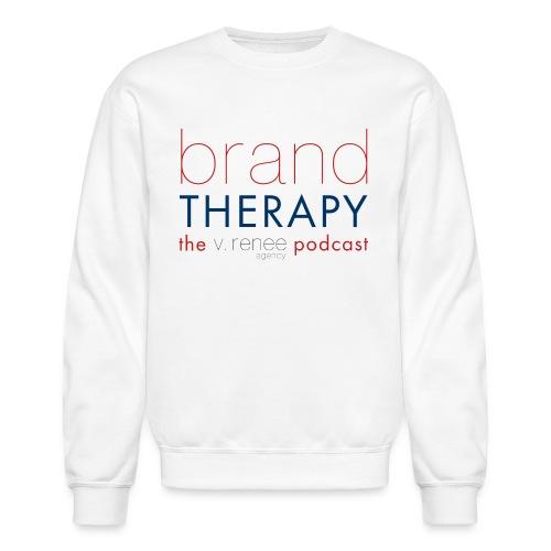 brand therapy mens hoodie - Crewneck Sweatshirt
