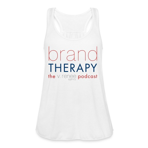 brand therapy mens hoodie - Women's Flowy Tank Top by Bella