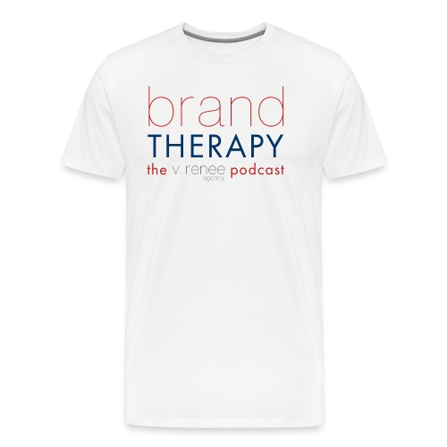 brand therapy mens hoodie - Men's Premium T-Shirt
