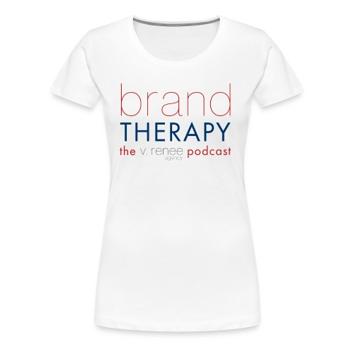 brand therapy mens hoodie - Women's Premium T-Shirt