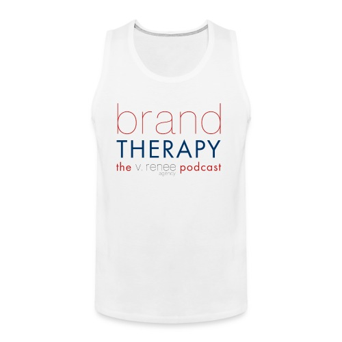 brand therapy mens hoodie - Men's Premium Tank