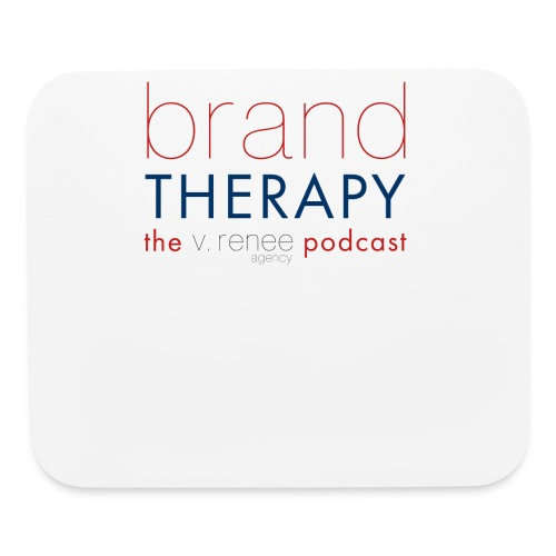 brand therapy mens hoodie - Mouse pad Horizontal
