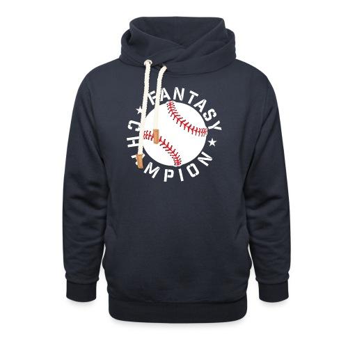 Fantasy Baseball Champ - Shawl Collar Hoodie