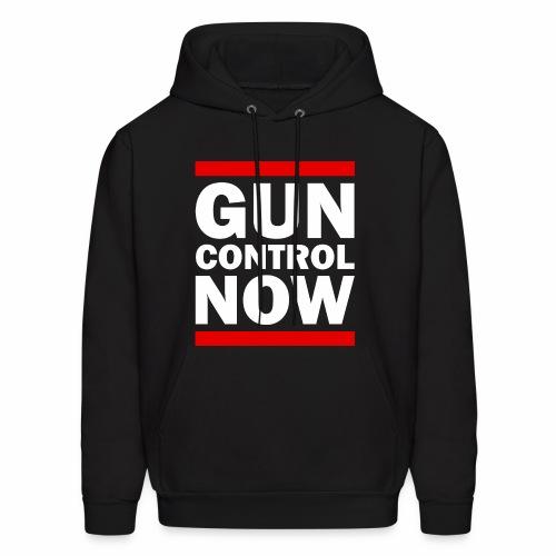 GUN CONTROL NOW - Men's Hoodie