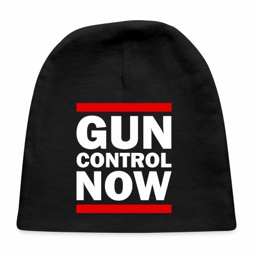 GUN CONTROL NOW - Baby Cap