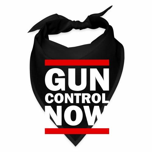 GUN CONTROL NOW - Bandana