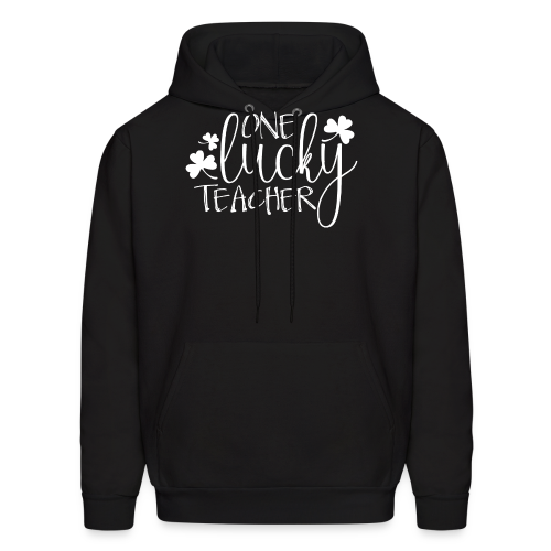 One Lucky Teacher - Men's Hoodie