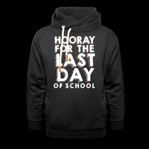 Hooray for the Last Day of School | Sprinkles - Shawl Collar Hoodie