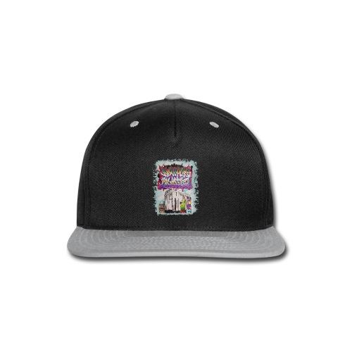 STEM - Design for New York Graffiti - Snap-back Baseball Cap